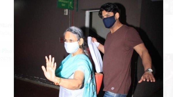 Sidharth Shukla's Demise: Balika Vadhu Actor's Last Video With Mother At Mumbai Airport Goes Viral
