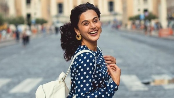 Taapsee Pannu Says Her Films Have Worked Because Of The Audience; 'So-Called Insiders Never Validated Them'