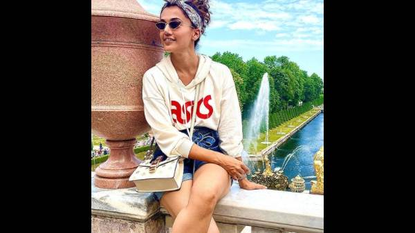 Taapsee Pannu On Working On Her Home Production Blurr And Her New Stint As Producer