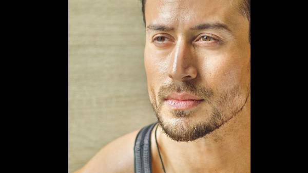 Tiger Shroff Is In London For Two Projects