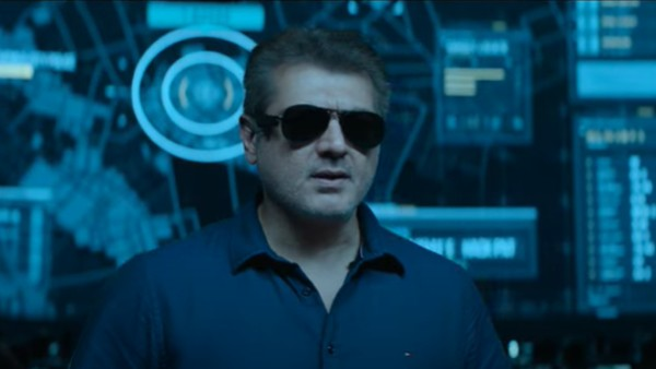 Valimai Glimpse Is Here! Thala Ajith Is Back With A Bang In H Vinoth Directorial