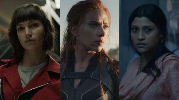 Top 8 OTT Releases To Watch In September 2021: Money Heist, Black Widow, Mumbai Diaries, Kota Factory 2 & More