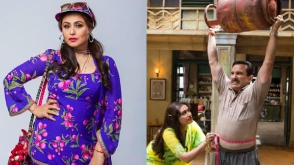 Bunty Aur Babli 2: Saif Ali Khan And Rani Mukerji Spill The Beans About Their Respective Characters