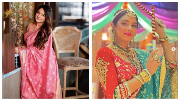 Dussehra 2021: Rupali Ganguly, Mahhi Vij And Other TV Celebs Extend Warm Wishes To Fans On Social Media