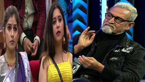 BB Marathi 3 Chavadi: Mahesh Scolds Mira & Gayatri