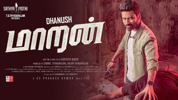 Dhanush's Maaran To Get A Direct OTT Release On Disney Plus Hotstar: Reports