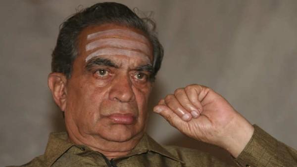 Kannada Actor GK Govinda Rao Dies Aged 86