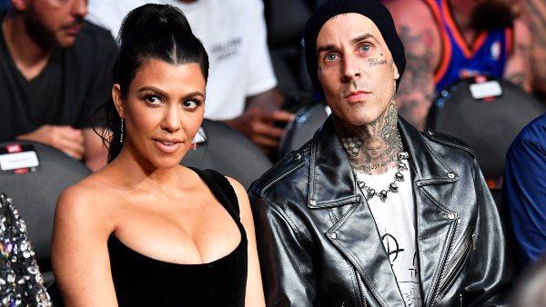 Kourtney Kardashian, Travis Barker Are Engaged