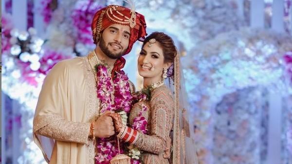 YHM's Abhishek Malik Gets Married To GF Suhani