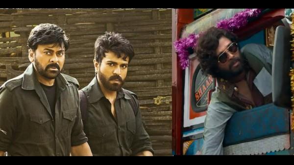 Acharya Vs Pushpa: Chiranjeevi-Ram Charan Starrer To Clash With Allu Arjun's Rural Drama On December 17?