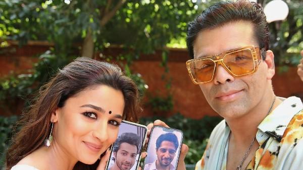 Alia Sends Virtual Love To Sidharth & Varun As SOTY Turns 9