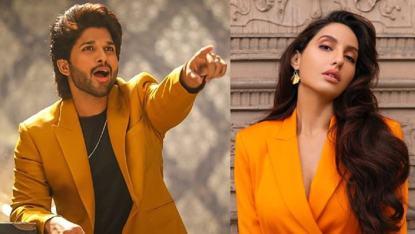 Pushpa: Nora Fatehi All Set To Shake A Leg With Allu Arjun, Charges A Bomb For The Item Number!