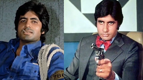 Happy Birthday Amitabh Bachchan: Famous Dialogues Which Have Been Immortalized In Bollywood!