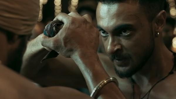 Aayush Sharma Was Scared To Punch Salman Khan In Antim