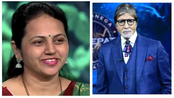 KBC 13: The Rs 25 Lakh Question That Stumped Bhagyashree