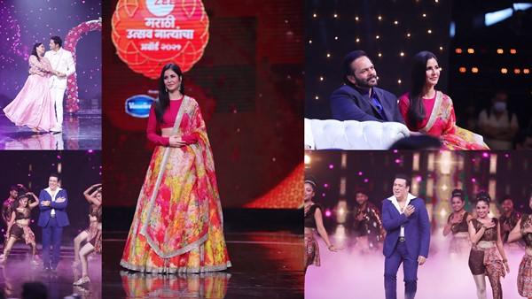 Zee Marathi Awards 2021 Pictures: Katrina Kaif, Govinda, Shreyas Talpade & Others Make Stylish Appearances