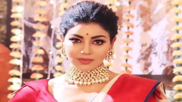 Debina Bonnerjee's Look From Shubho Bijoya Will Leave You Stunned