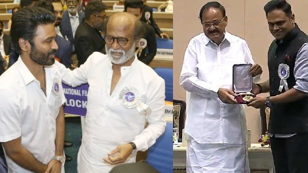 National Film Awards 2021: Dhanush Goes The Traditional Way, Director Vamshi Paidipally Receives Top Honour