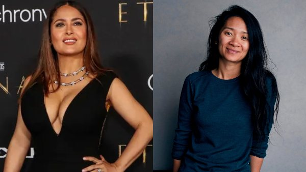 Salma Hayek Got Into A Serious Fight With Chloé Zhao Over Eternals Script, People Thought She Would Get Fired