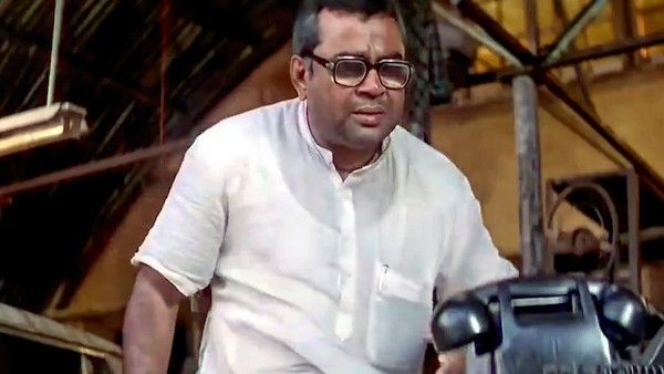 Paresh Rawal Wants To Get Rid Of His Baburao Image; Says 'I Am Sick And Tired Of That'