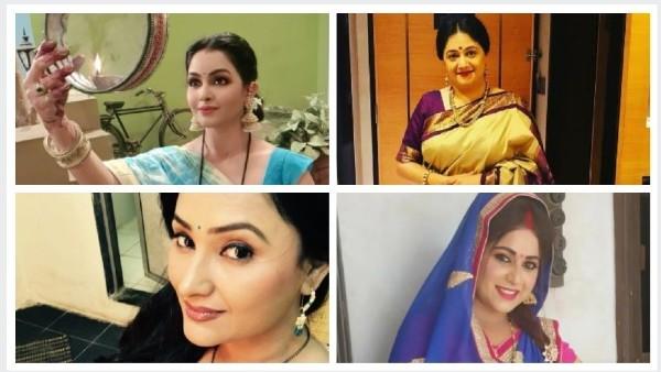 Karva Chauth 2021: Shubhangi Atre, Akansha Sharma And Other &TV Actors On Karva Chauth Celebration