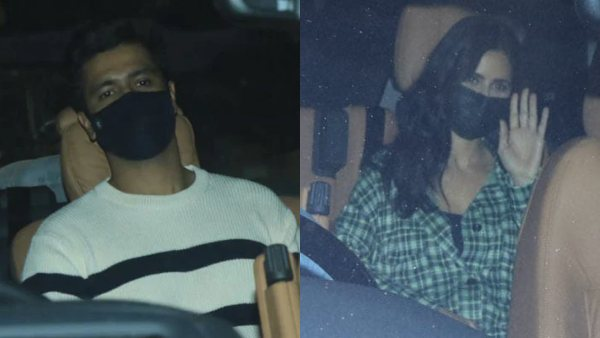 Katrina Kaif And Vicky Kaushal Spotted Meeting Manager Amid December Wedding Rumours