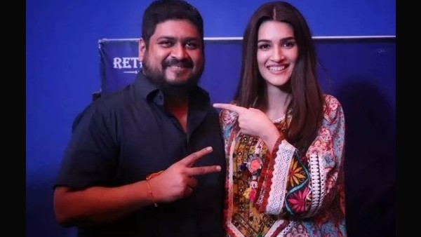 Kriti Sanon On Wrapping Up Adipurush: My Heart Sinks As I Let Go Of This Super Special Character