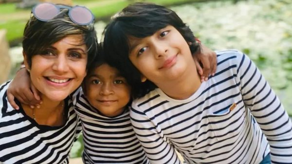 Mandira Bedi Reveals After Husband Raj Kaushal's Death Her Kids Have Become Her Strength And Motivation