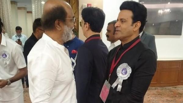 Manoj Says He Has Always Looked Up To Rajinikanth