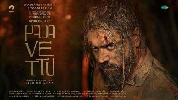 Nivin Pauly's Second Look In Padavettu Is Out, The Project To Hit The Theatres In 2022!