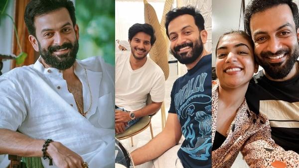 Prithviraj Sukumaran Celebrates Birthday: Mohanlal, Dulquer Salmaan & Others Wish The Bro Daddy Director