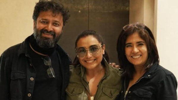 Mrs Chatterjee Vs Norway: Rani Mukerji Says She Went Through A Rollercoaster Of Emotions Shooting This Film