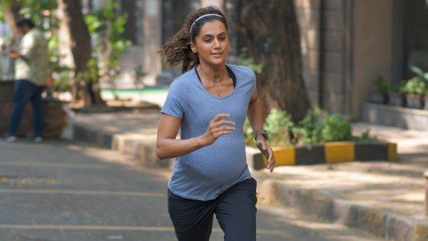 Taapsee Pannu On 'Pregnancy' Plot Point In Rashmi Rocket