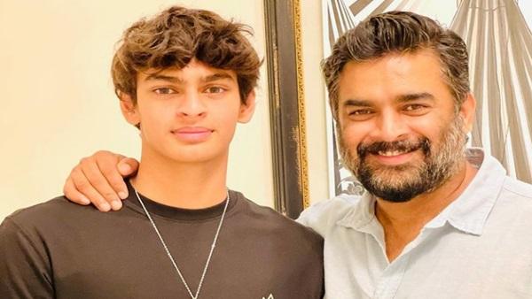 R Madhavan's Son Vedaant Wins 7 Medals At Junior National Aquatic Championship