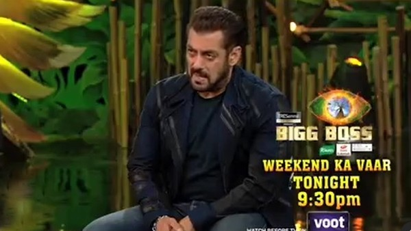 Bigg Boss 15: Salman Khan Lashes Out  At Afsana Khan; Says If He Had A Choice, He Would Have Eliminated Her