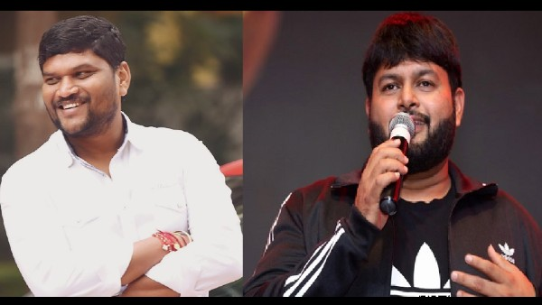 SVP: Is Parasuram Unhappy With Thaman's Music Composition?