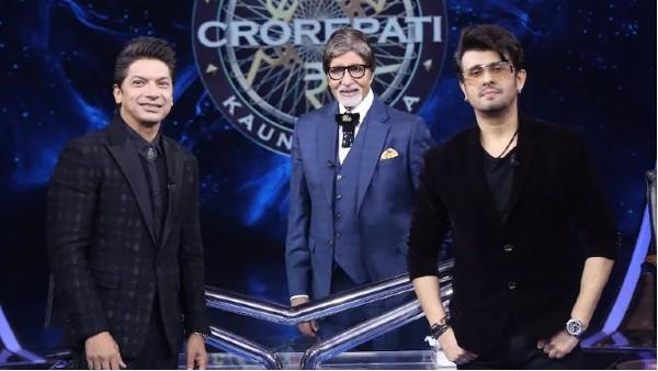 Kaun Banega Crorepati 13: Shaan And Sonu Nigam Grace The Amitabh Bachchan Show