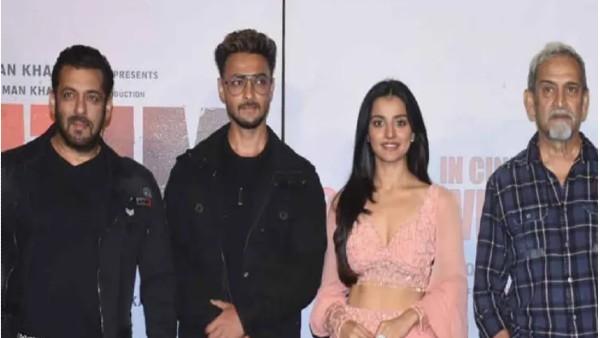 Mahesh Says He Acted In Antim Because Of Salman