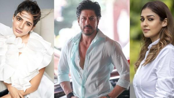 Shah Rukh Khan-Atlee Film: Has Samantha Ruth Prabhu Replaced Nayanthara?