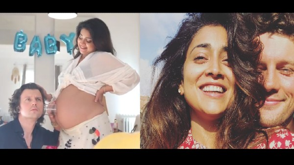 Shriya Saran And Husband Andrei Koscheev Welcome Their First Baby, Actress Shares Special Video