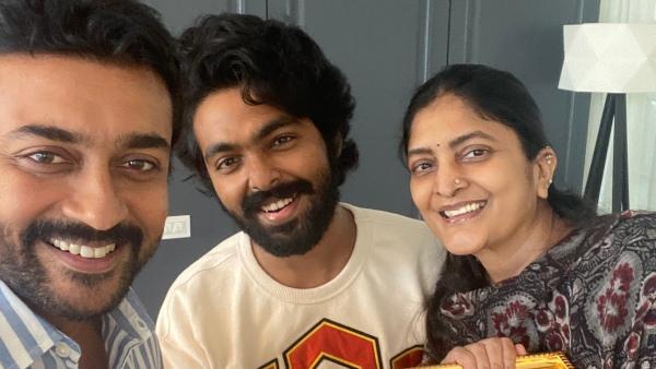 Suriya To Reunite With 'Soorarai Pottru' Director Sudha Kongara & GV Prakash Kumar: Reports