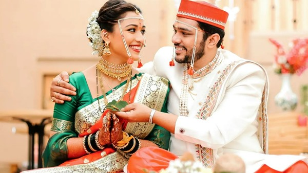 Suyash Tilak And Aayushi Bhave Get Married; See Pics