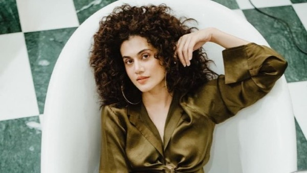 Taapsee Doesn't Appreciate Critics Giving Her Career Advice