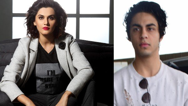 Taapsee Pannu On Aryan Khan & SRK Getting Trolled Amid Drugs Case: A Part & Parcel Of Being A Public Figure