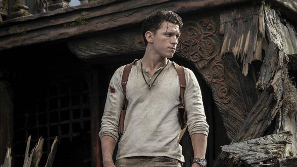 Uncharted Trailer: Tom Holland Is A Bartender & Adventurer For Mark Wahlberg's Action Thriller