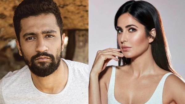 Vicky Kaushal Reacts To Rumours Of Roka With Katrina Kaif