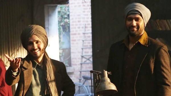 सरदार उधम: विक्की कौशल ने अमोल पाराशर को शहीद भगत सिंह के रूप में पेश किया