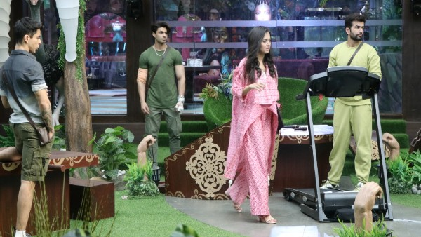 Bigg Boss 15: Jay And Tejasswi Get Into An Argument
