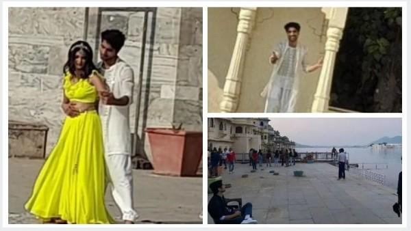 YRKKH: Harshad & Pranali Start Shooting In Udaipur? (PICS)