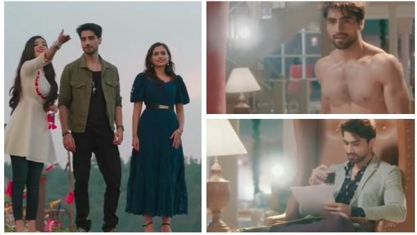 Yeh Rishta Kya Kehlata Hai: Pranali & Karishma Excited To Be A Part Of The Show; Watch Harshad's Promo